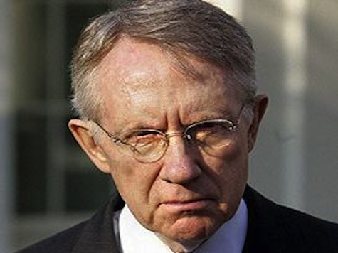 Harry Reid: Tea Party Has 'Full Control' Of Senate GOP