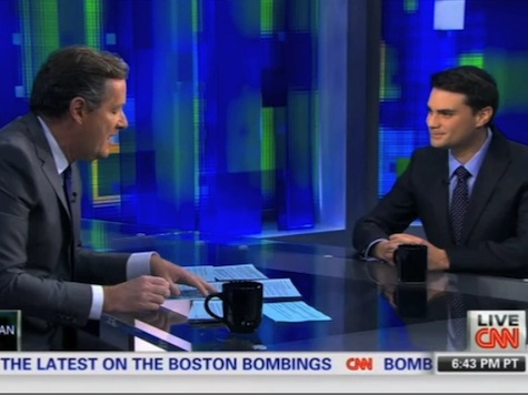Shapiro to Morgan: 'Why Do You Hate Americans So Much?'