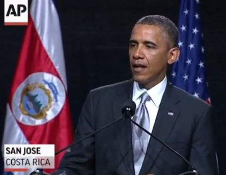 Obama: No U.S. Ground Troops In Syria