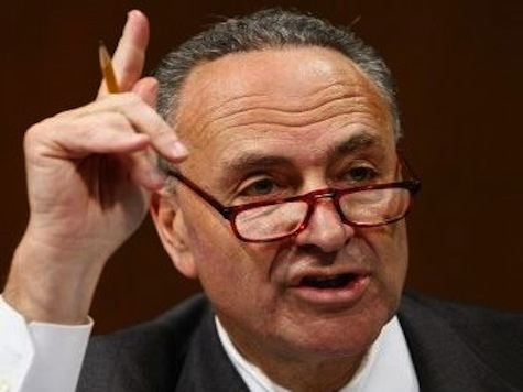 Schumer: ObamaCare Increases Health Insurance Premiums
