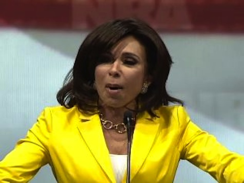 'Judge Jeanine' To NRA: America 'Unrecognizable'