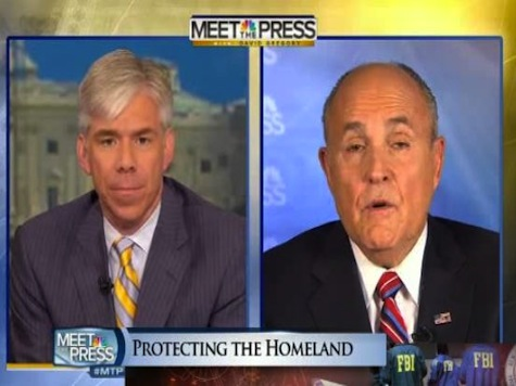 Giuliani: We Have To Profile Muslims