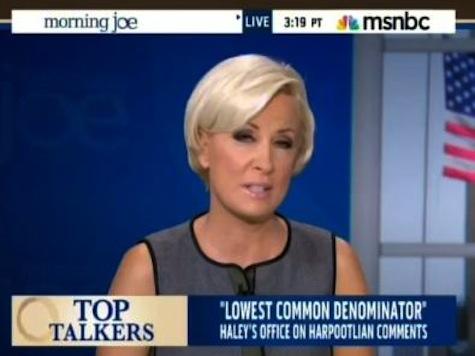 MSNBC Show Admits Bias On SC Gov Story