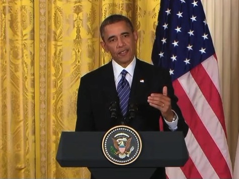 Obama Spends 4 Minutes Explaining Syria Inaction