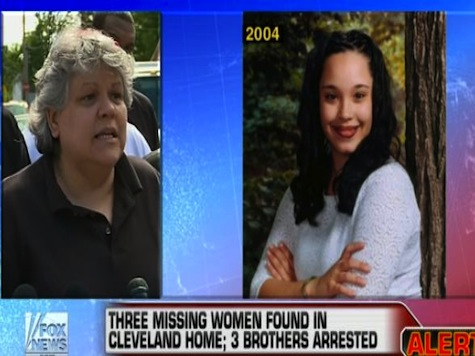 Emotional Aunt Of Missing Ohio Woman: 'God Works In Mysterious Ways'