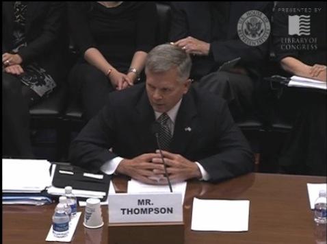 Thomspon: Obama Admin Denied Deployment Of Team 'Designed' For Benghazi Rescue Type Mission