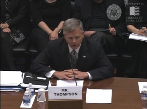 Thomson: Counterterrorism Unit Was Cut Out Of Immediate Benghazi Response Meetings