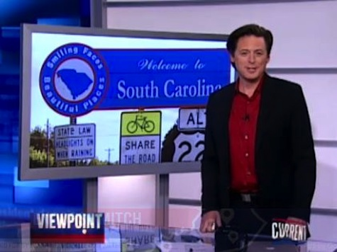 CurrentTV: South Carolina Has 'Bottomless Supply Of Duplicitous Teabags'