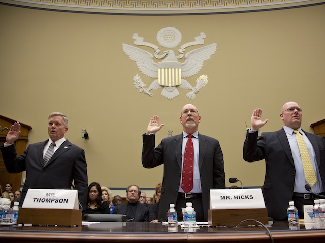State Dept: Nothing New Revealed In Benghazi Hearing