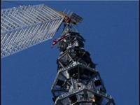 WTC Spire Installed