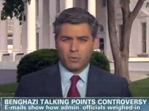 CNN: Decision To Drop Terror Reference In Talking Points Made At WH Meeting