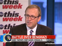ABC — Petraeus On Benghazi Talking Points: 'I Would Just As Soon Not Use Them'
