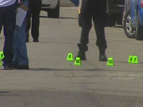 12 Shot at a Mother's Day Parade in New Orleans