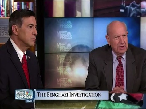 Rep. Issa Confronts Ambassador Pickering On Investigating Benghazi