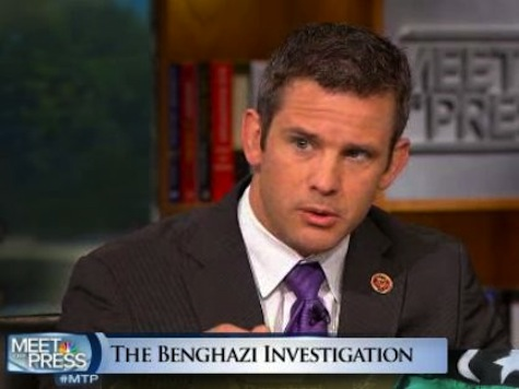Congressman: Admin 'Did Not Move Heaven And Earth' To Get Our People In Benghazi