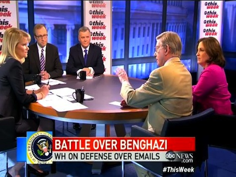 This Week Roundtable Tackles Benghazi
