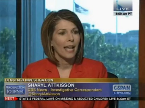 Sharyl Attkisson: CBS Bosses Encouraging Benghazi Investigation