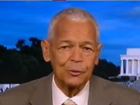 Former NAACP Chair: 'Legitimate' to Target 'Admittedly Racist' Tea Party