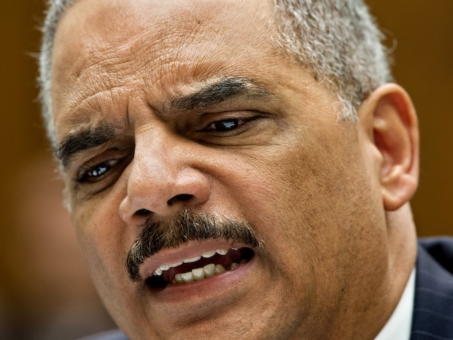 Holder: Issa 'Shameful'
