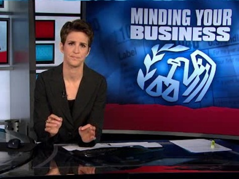 Maddow Warns Tea Party Is Coming Back