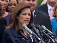 Bachmann Responds To IRS Targeting Scandal