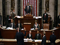 Sanford Sworn Into Congress