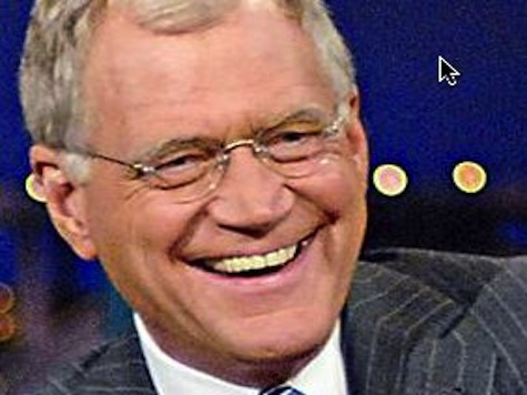 Letterman: 'I Don't Make Jokes About Obama Because I Don't Want FBI Tapping My Phone'