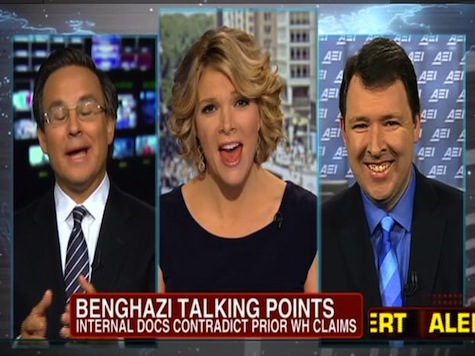 Megyn Kelly Slams Contributor On Benghazi: 'Wouldn't It Be Great To Have Some Honesty?'