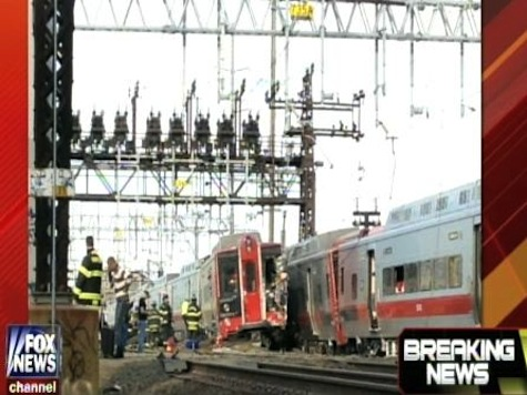 Dozens Injured After Trains Collide In CT