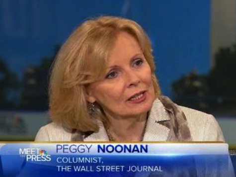 David Gregory To Peggy Noonan: Reagan's Scandals Were Worse