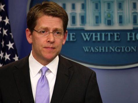 Carney Refuses To Name Staffers Who Knew About IRS Scandal Before Obama