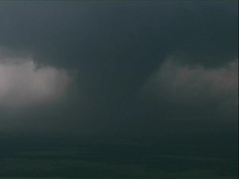 Live Stream: Oklahoma Tornado Coverage