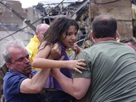 Two Dozen Children Feared Dead at Tornado-Rocked Oklahoma School