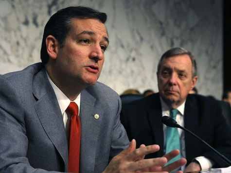 Durbin Attacks Senator Cruz