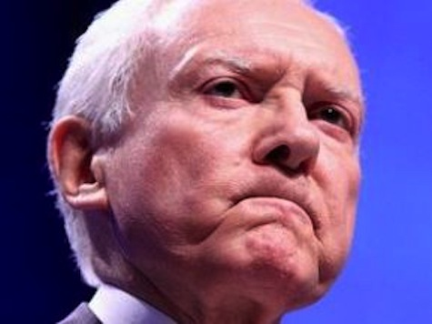 Senator Orrin Hatch to IRS 'It's a Lie by Omission'