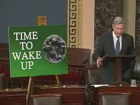 Dem Senator to Global Warming Skeptics: 'Have You Noticed' Tornadoes?