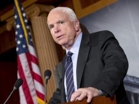 McCain Attacks Rubio for Opposing Debt Ceiling Increase