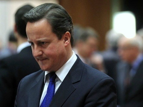 PM David Cameron: 'Strong Indications' of Terror in London Attack