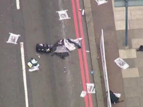London Soldier Beheaded by Machete-Wielding Attackers Shouting 'Allahu Akhbar'
