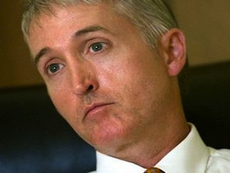 Gowdy Grills Commissioner On IRS Misconduct