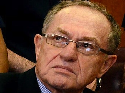 Alan Dershowitz: Lois Lerner 'Can Be Held In Contempt' By Congress