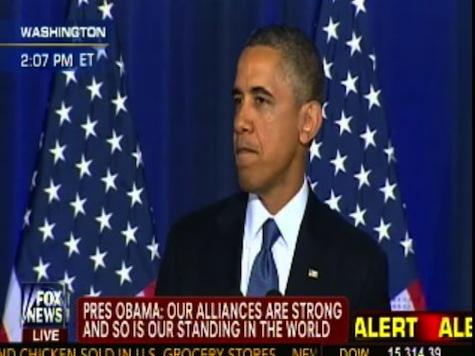 Obama Scolds U.S. For Water Boarding, Take Credit For Killing Bin Laden