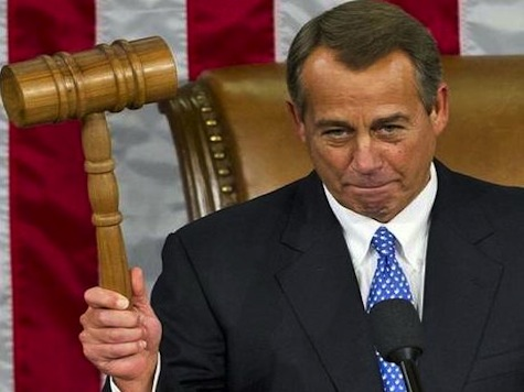 Boehner: 'Inconceivable' Obama Didn't Know About IRS Targeting