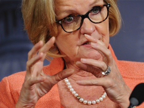 Senator McCaskill, 2010: 'Nobody Watching' or 'Asking Questions' of 501(c) Groups