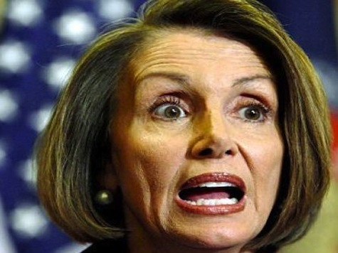 Pelosi: IRS Targeting 'Wrong' But 'Not Illegal'