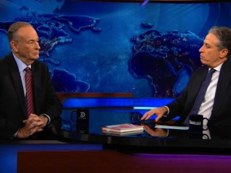 Jon Stewart To O'Reilly: Do Obama Scandals Give You 'Sexual Arousal?'