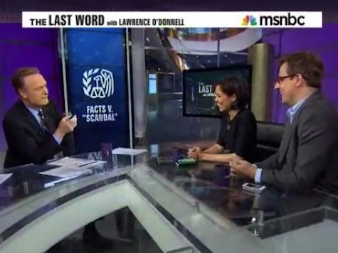 MSNBC: GOP Has 'Ignorance Fueled War' Against IRS