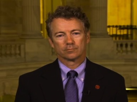 Rand Paul: Obama Drone Speech 'Misdirection Campaign'