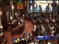 Illinois House Passes Cocealed Carry Legislation