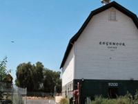 San Diego UFO Photographed Over 'Haunted' Barn
